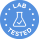 Ace Drops All Natural Premium CBD Lab Tested Badge Certified