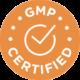 Ace Drops All Natural Premium CBD GMP Certified Badge