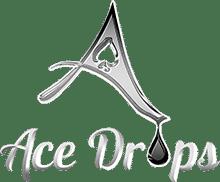 Ace Drops CBD All Natural Premium CBD Logo 220x182