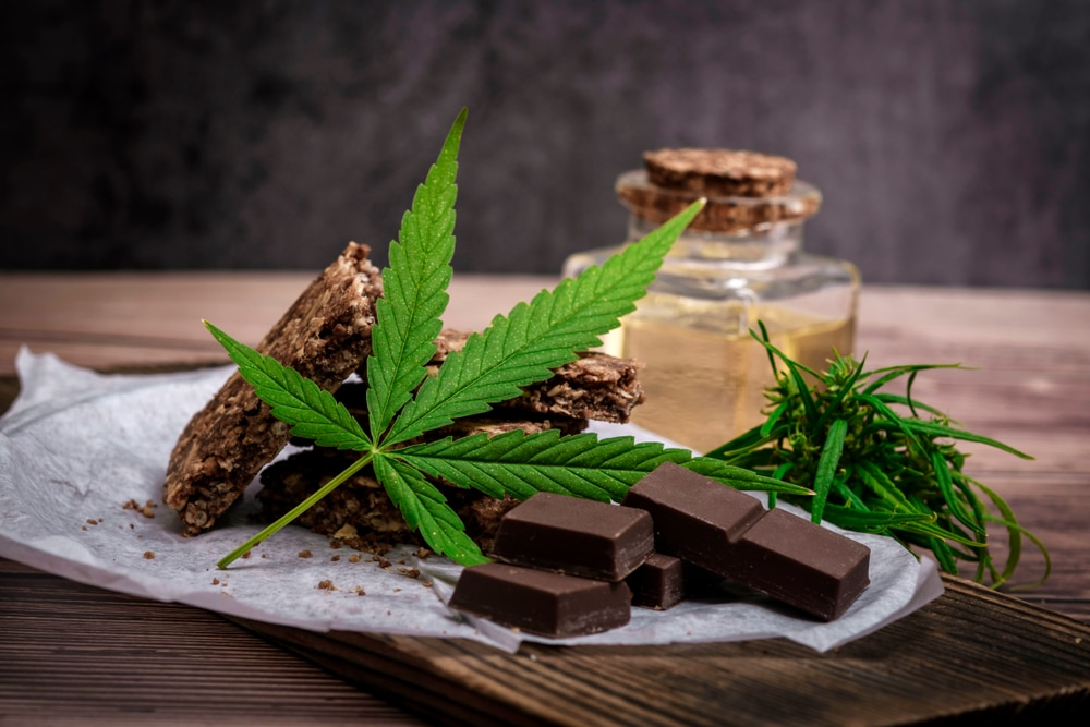 Ace Drops CBD Edibles for anxiety and chronic pain relief